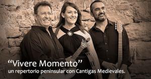"""Especialista en Música Andalusí y Medieval, Luis Delgado presenta """"VIVERE MOMENTO"""""""