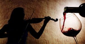 Música de BACH para una mejor cosecha de vino