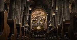 'Antigua Capilla Hispana' y 'Ministriles de Marsias' sonarán en la Catedral de Jaca