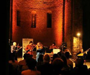 El FEMAP lleva la música antigua a santuarios, monasterios, ermitas y yacimientos de la Edad Media