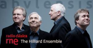 Radio Clásica grabará el concierto que The Hilliard Ensemble ofrecerá en Abvlensis