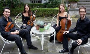 Jóvenes de varios paises unidos por la música antigua