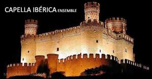 CAPELLA IBÉRICA lleva la polifonía renacentista al Castillo de Manzanares