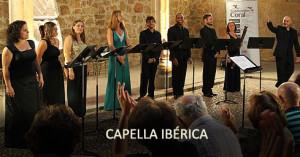 CapellaIberica lleva la polifonía del s.XVI al Auditorio Nacional de Madrid