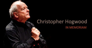 Fallece Christopher Hogwood, la exquisitez británica en la música antigua