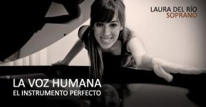 La voz humana, el instrumento perfecto