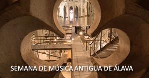 La Música Antigua volverá a sonar en La Catedral Vieja