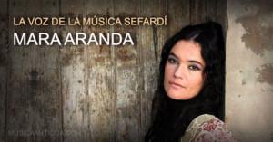 Mara Aranda actuará en el Museo Judío de Béjar