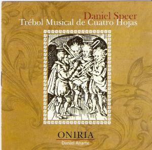 """ONIRIA y el """"Trebol Musical de Cuatro Hojas"""" de Daniel Speer"""