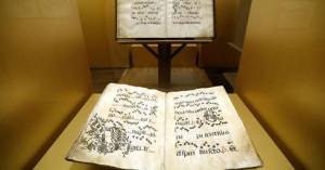 Cantorales en la Biblioteca Nacional, luz nueva sobre Música Antigua