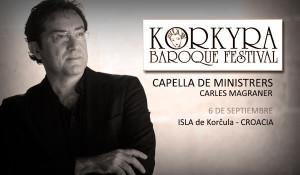 Capella de Ministrers inaugura el III Korkyra Baroque Festival