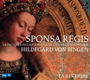 Hildegard von Bingen sonará en Santa María de Baiona