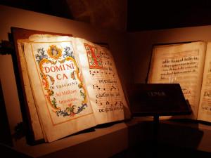 Misa renacentista a cargo de la capilla Michael Navarrus en Estella