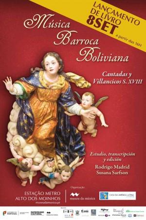 Música Barroca da Bolívia reunida em livro