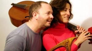 Gabriela Guembe y Ramiro Albino interpretan a Telemann