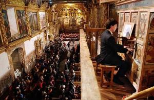 Torre de Juan Abad…, cantera de organistas