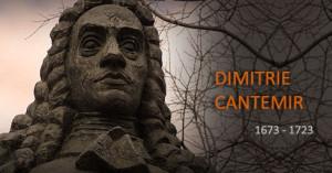 Dimitrie Cantemir el príncipe de Moldavia, también fue compositor y musicólogo
