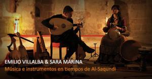 Música e instrumentos en tiempos de Al-Saqundi