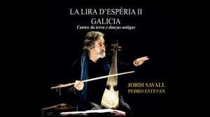 SAVALL edita La Lira d'Espéria II, un proyecto dedicado a la música antigua de Galicia
