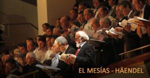 420 cantantes no profesionales participan en «El Mesías» de Händel