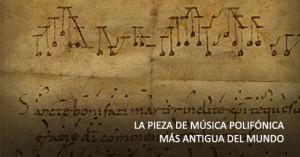 Encuentran por casualidad la pieza de Música Polifónica más antigua conocida