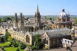 Los estudios de música en la Universidad de Oxford