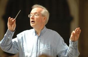 Viene por primera vez a España el Maestro Stephen Cleobury