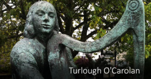 El alma celta de Turlough O´Carolan