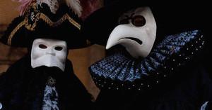 El último baile de máscaras