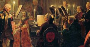 El Círculo de Bellas Artes recrea el ambiente íntimo y sencillo de las veladas del Siglo XVIII