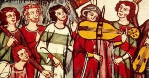 ¿Cómo debió sonar el repertorio medieval hallado en códices, salterios y viejos manuscritos?