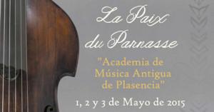 Un nuevo proyecto: Academia de Música Antigua de Plasencia
