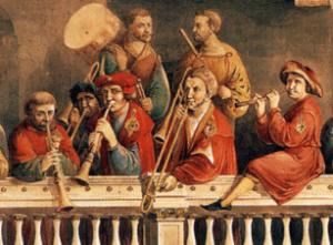 Los instrumentos de los ministriles