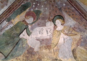 La misa perdida de San Vicente reaparece cinco siglos después