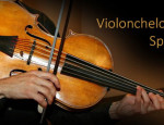 Rarezas instrumentales: Violonchelo da spalla