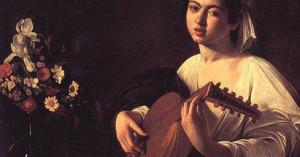 La música en la pintura de Caravaggio