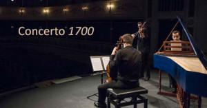 Concerto 1700, una nueva formación historicista