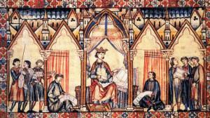 Un viaje a la Corte de Alfonso X El Sabio