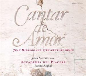 Accademia del Piacere nos trae el mejor Barroco español con Cantar de Amor