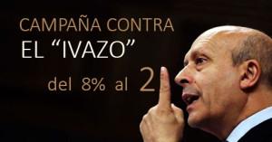 """Unidos contra el """"ivazo"""""""