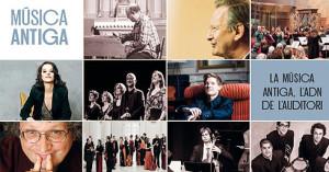 Temporada de Música Antigua en el Auditorio de Barcelona
