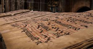 Así de sorprendentes eran los cantorales en la Edad Media