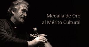 Jordi Savall galardonado con la Medalla de Oro al Mérito Cultural