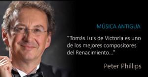 Peter Phillips destaca la continua mejora de la música coral en España