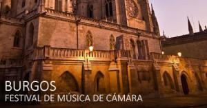 Burgos, capital de la música de cámara