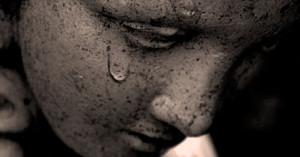 A lágrima viva