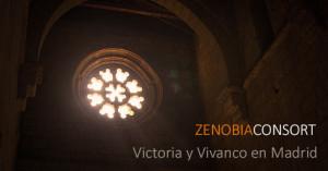 Música a triple coro de Victoria y Vivanco en Madrid