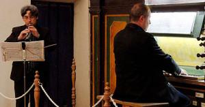 Una nueva combinación de sonidos… El Órgano, solemne y religioso y  la Dulzaina,  popular y festiva