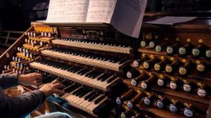 Puede que sea la primera vez que se realice un concierto para cinco órganos