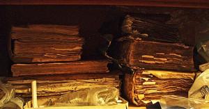 Encontradas cientos de partituras antiguas en una caja que iba a ser reciclada